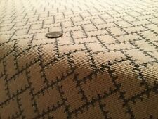 """1/2 yard CLARENCE HOUSE """"Parterre"""" Dove Gros Point Epingle Fabric $600 Retail"""