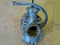 1975 Honda TL250 Carburetor Assembly, Untested, For Parts Only