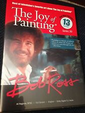 Bob Ross Joy of Painting TV Series 30 DVD NEW w/foil tape