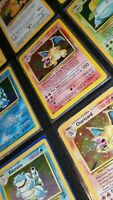 🔥Guaranteed VINTAGE HOLO!🔥 Pokemon 15 Card Lot WOTC, 1st Edition, Shadowless