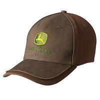 John Deere Brown Energy Baseball Hat Cap