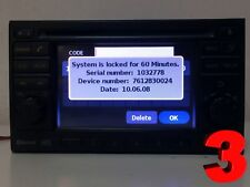 Car radio codes -fast service.In minutes.Nissan all seties