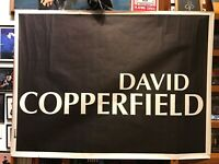 Rare David Copperfield Magician Argentina Show 1996