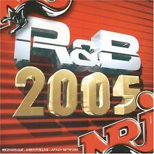 CD NEUF scellé - NRJ R&B 2005 -C26