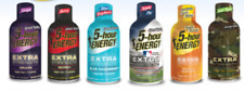 5 Hour Energy Extra Strength - 48 pack - Choose your Flavor!