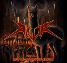 PRE-ORDER Alcor > On the Scorched Earth CD 2016 凶星乐队 Chinese Thrash Metal NEW