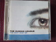 The Very Best Of The Human League.Includes Bonus Disc Of Remixes.Great CD.VGC.