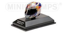 Casco S.vettel 2011 Monaco GP 1 8 Minichamps 381110101