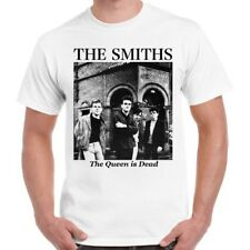 The Smiths The Queen Is Dead Rock Band Cool Vintage Retro Vintage T Shirt 1172