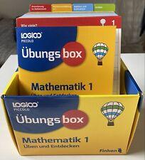 LOGICO PICCOLO-Übungsbox Mathematik 1 + LOGICO- Rahmen PICCOLO