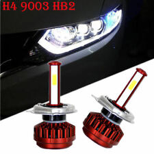 Pair 360W H4  HB2 9003 LED Headlight Bulb Light Lamp Hi/Lo Beam Kit 6000K HID