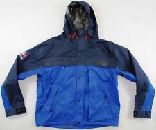 bc44d40d4a48 RLX Polo Sport Ralph Lauren Gore Tex blue waterproof hooded jacket mens  Medium M