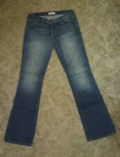 Women's American Eagle Outfitters AEO hipster jeans size 2 EUC!! Dark wash.