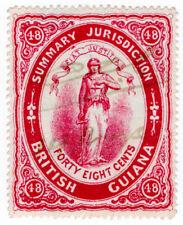 (I.B) British Guiana Revenue : Summary Jurisdiction 48c (1887)