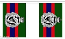 British Army Royal Irish Regiment Polyester Flag Bunting - 9m long with 30 Flags