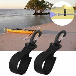 2/4pcs Paddleboard Inflatable Boat Paddle Keeper Canoe-Kayak Paddle Holder Clip