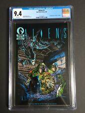 Aliens #1 1988 1st Appearance of Alien in a comic. Key Issue! CGC 9.4 2137054011