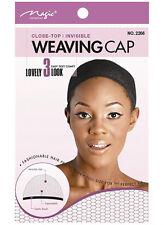 Tessitura CAP close-Top Invisibile FULL size per Perfect Fit Strechable/articolo #2266