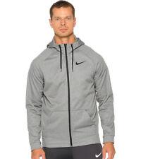 Nike Herren Therma Training Kapuze Reißverschluss Warm Kapuze Kapuzenpulli XL
