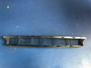 TESLA MODEL X FRONT BUMPER LOWER CENTER GRILLE OEM 1047734-00-F 104773400F