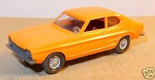 MICRO WIKING HO 1/87 FORD CAPRI ORANGE bis