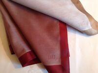 Daks Two Sets Handkerchief Pocket Square  by British Designer 100% cotton new