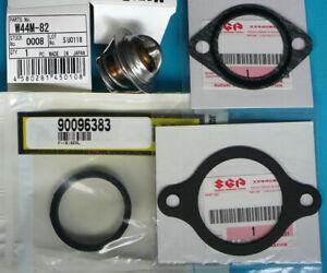 Thermostat & Gasket Kit | 180f 82c | Geo Metro & Suzuki Swift | NEW!!