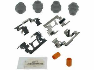 For 2009-2017 Chevrolet Traverse Brake Hardware Kit Front 12198HQ 2010 2011 2012