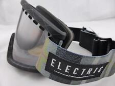 Electric EGV Snow Goggles X JSLV - Bronze/Silver Chrome + Bonus Yellow Len