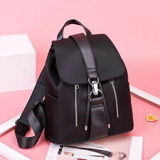 AU Anti-theft Waterproof Women Nylon Backpack Travel Rucksack Shoulder Tote Bags