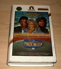 VHS - California - Made in USA - Christopher Penn - Videofilm - Videokassette