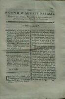 1790 NUOVO GIORNALE D'ITALIA: STUDIO SULLA ZONA DEL FIUME BRENTA DI LIMENA