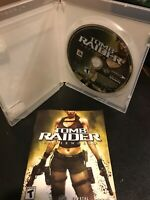 Tomb Raider: Underworld (Sony PlayStation 3, 2008) PS3  T Teen