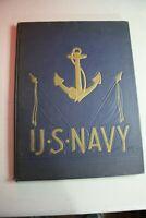 U.S. Navy Receiving Station USN Training Distribution Center Shoemaker CA Book