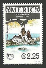 Single Nicaraguan Stamps