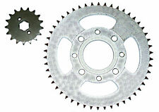 Honda CLR125 City Fly sprocket set  (98-03) 17t front, 50t flat rear - 428 pitch