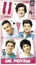 ONE DIRECTION 11 TODAY 11TH BIRTHDAY CARD NEW GIFT
