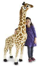 Melissa & Doug Gigante Jirafa-realista regalo peluche animales (más de 1 M De Alto)