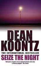 DEAN KOONTZ __ SEIZE THE NIGHT ___ BRAND NEW __ FREEPOST UK