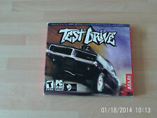 Test Drive & NEED FOR SPEED THE RUN NEW & SEALED