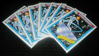 (7) 1990 Impel Marvel Universe Comics Card Rookie Lot Series 1 Silver Surfer #32