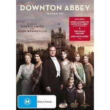 DOWNTON ABBEY-Season 6-Region 4-New AND Sealed-3 Disc Set-TV Series