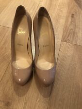 christian louboutin shoes Size 40.5