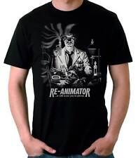 Camiseta Hombre Re-animator cult Movie t-shirt - manga corta chico