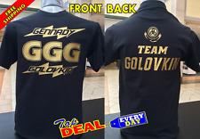 Gennady golovkin GGG T Shirt Boxen vorne und hinten