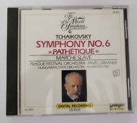 Tchaikovsky The World of the Symphony  No 6  Pathetique CD Used