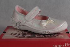 Superfit Girl Ballerina Low Shoe Sneaker White/Pink New