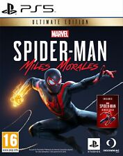 Marvel's Spider-Man: Miles Morales Ultimate Edition (PS5) Brand New & Sealed