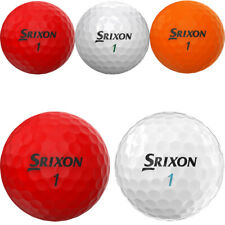 Srixon Soft Feel Golf Balls 12 (1 Dozen) NEW in Retail Packaging Brite Golf Ball