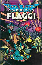 American Flagg! # 6 (Howard Chaykin) (USA, 1984)